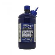 Refil p/ Marcador para Quadro Branco 1L Azul Radex