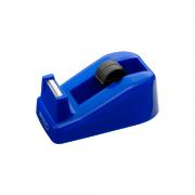 Suporte para Fita Adesiva Pequeno Azul BRW