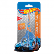 Tesoura Escolar 13cm Assimétrica Hot Wheels Tris