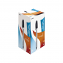 Caneta Esferográfica Média 1.0mm Preta 50 Unidades Paper Mate Kilometrica