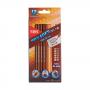 Lápis de Cor Mega Soft Color 12 Cores Tons de Pele Tris