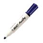 Marcador para Quadro Branco Recarregável Azul Bic Marking