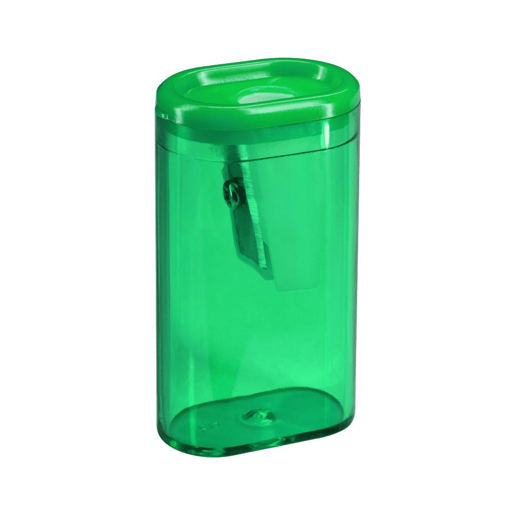 Apontador de Plástico 1 Furo com Depósito BRW