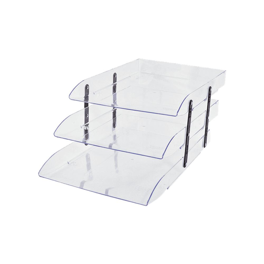 Caixa de Correspondência Tripla Móvel Cristal Dello