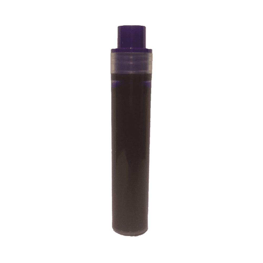 Refil p/ Marcador para Quadro Branco Violeta 24 Unidades NeoMundi