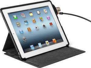 Capa Protetora para iPad com Trava SecureBack Kensington Folio