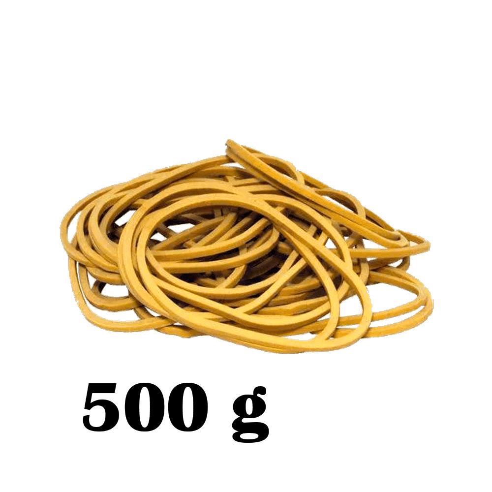Elásticos Nº18 Amarelo 500g Redbor