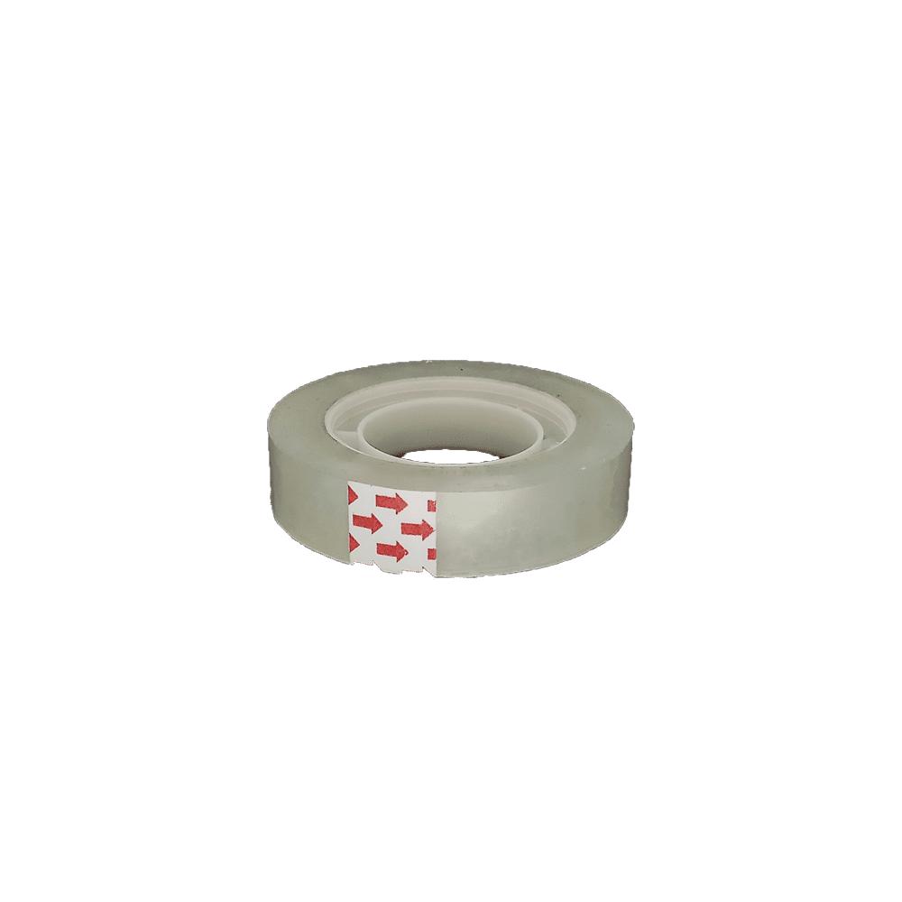 Fita Adesiva PP 12mm x 30m Transparente NeoMundi
