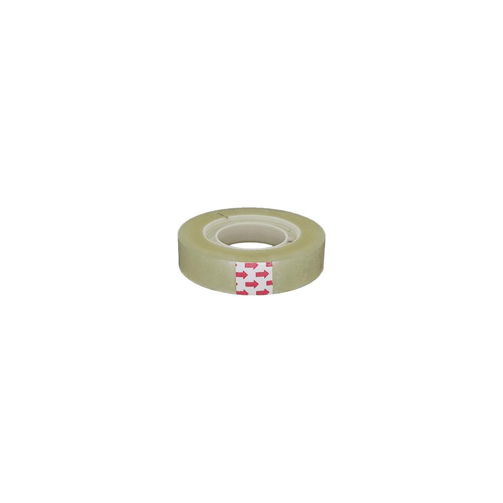 Fita Adesiva PP 12mm x 40m Transparente NeoMundi