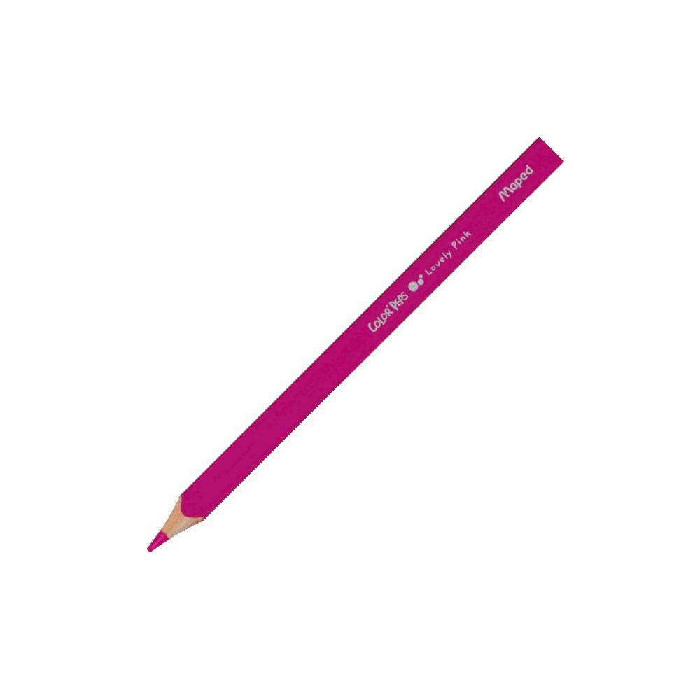 Lápis de Cor Color'Peps Jumbo 12 Cores Maped