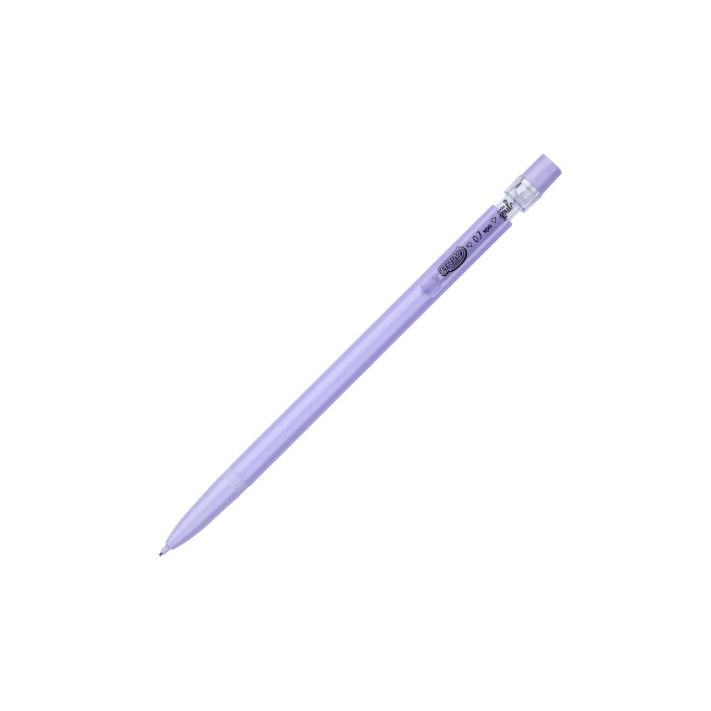 Lapiseira Plástica 0.7mm Tons Pastel BRW