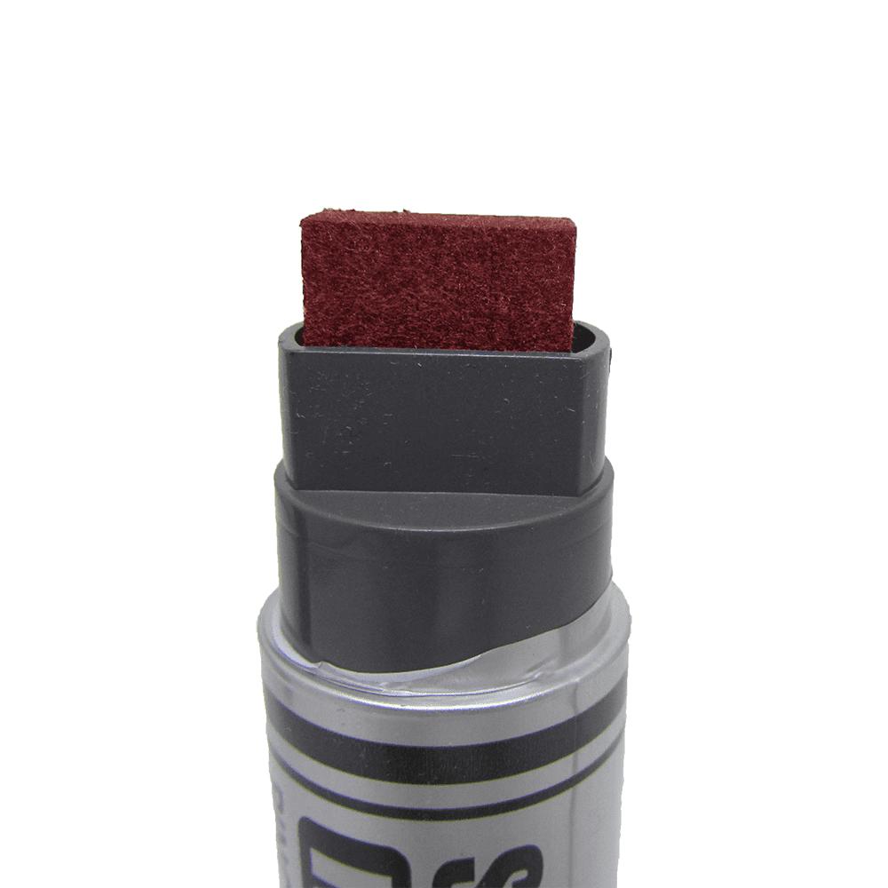 Marcador Permanente Vermelho Super Canettão Radex