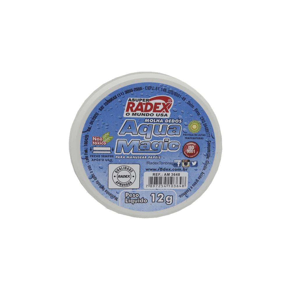 Molha Dedos em Pasta 12g Radex