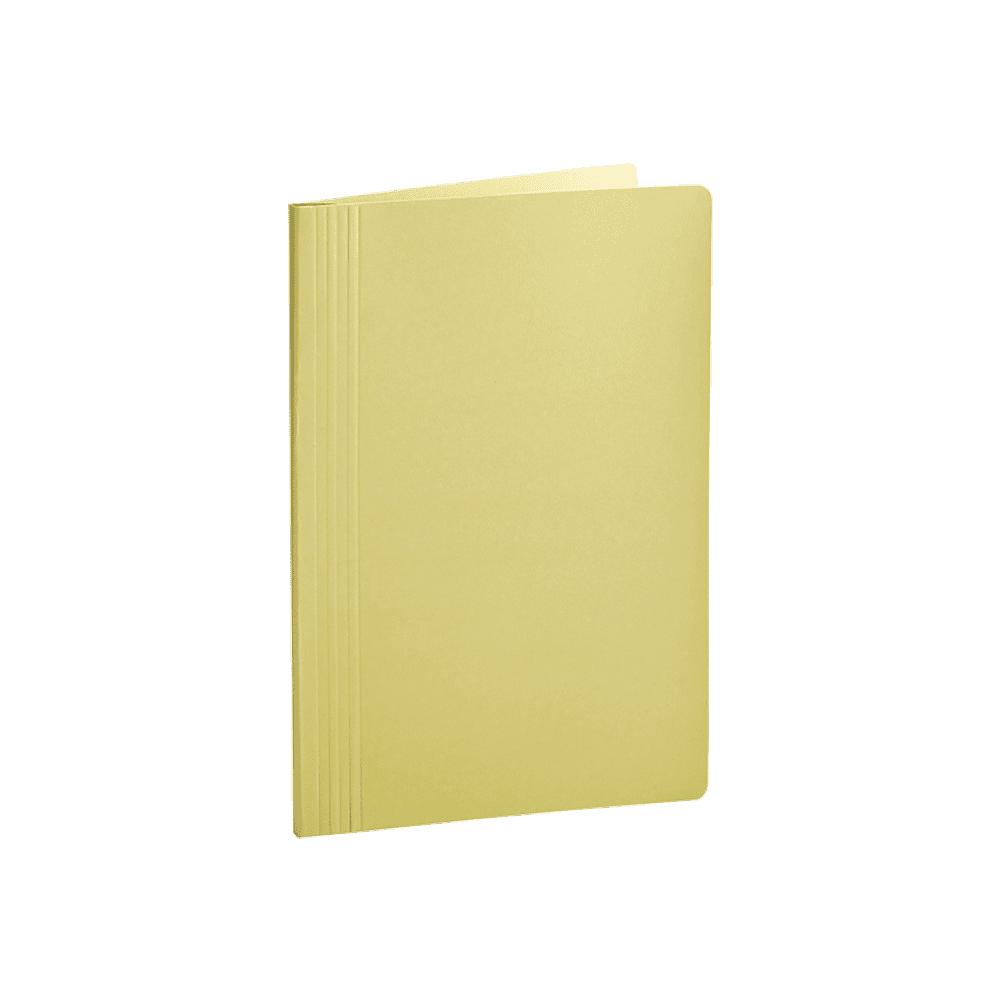 Pasta Classificadora Plastificada (480g/m²) Amarelo DelloClean