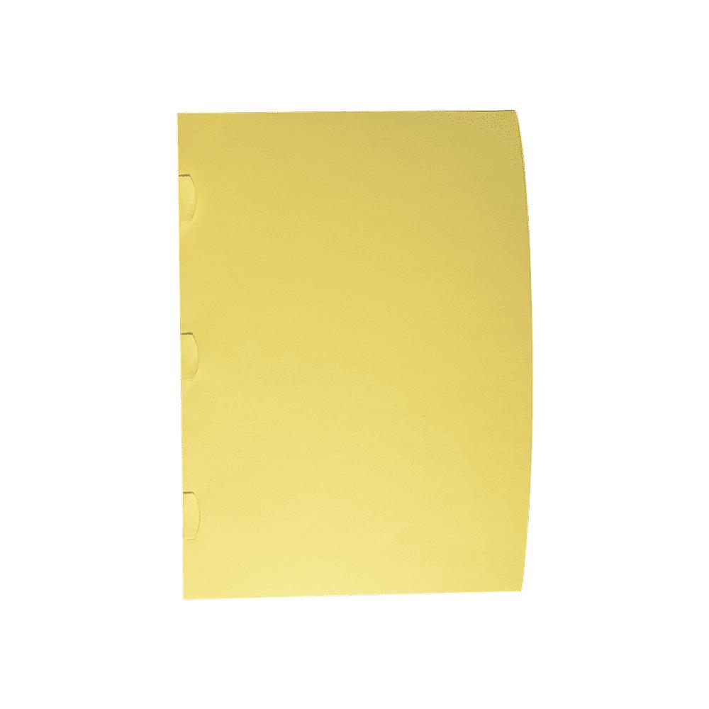 Pasta Contrato Amarelo DelloClean