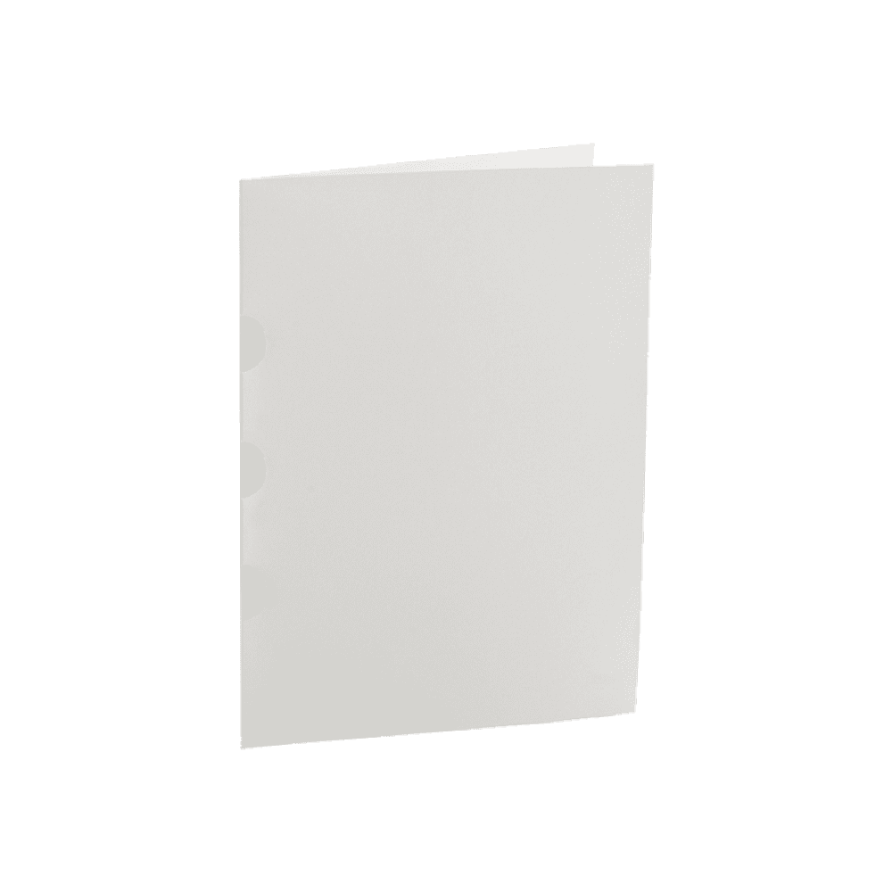 Pasta Contrato Branco DelloClean