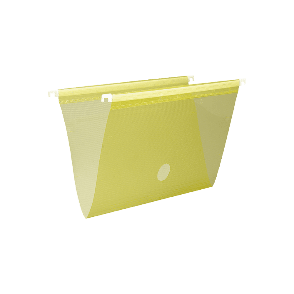 Pasta Suspensa Amarelo DelloPlast