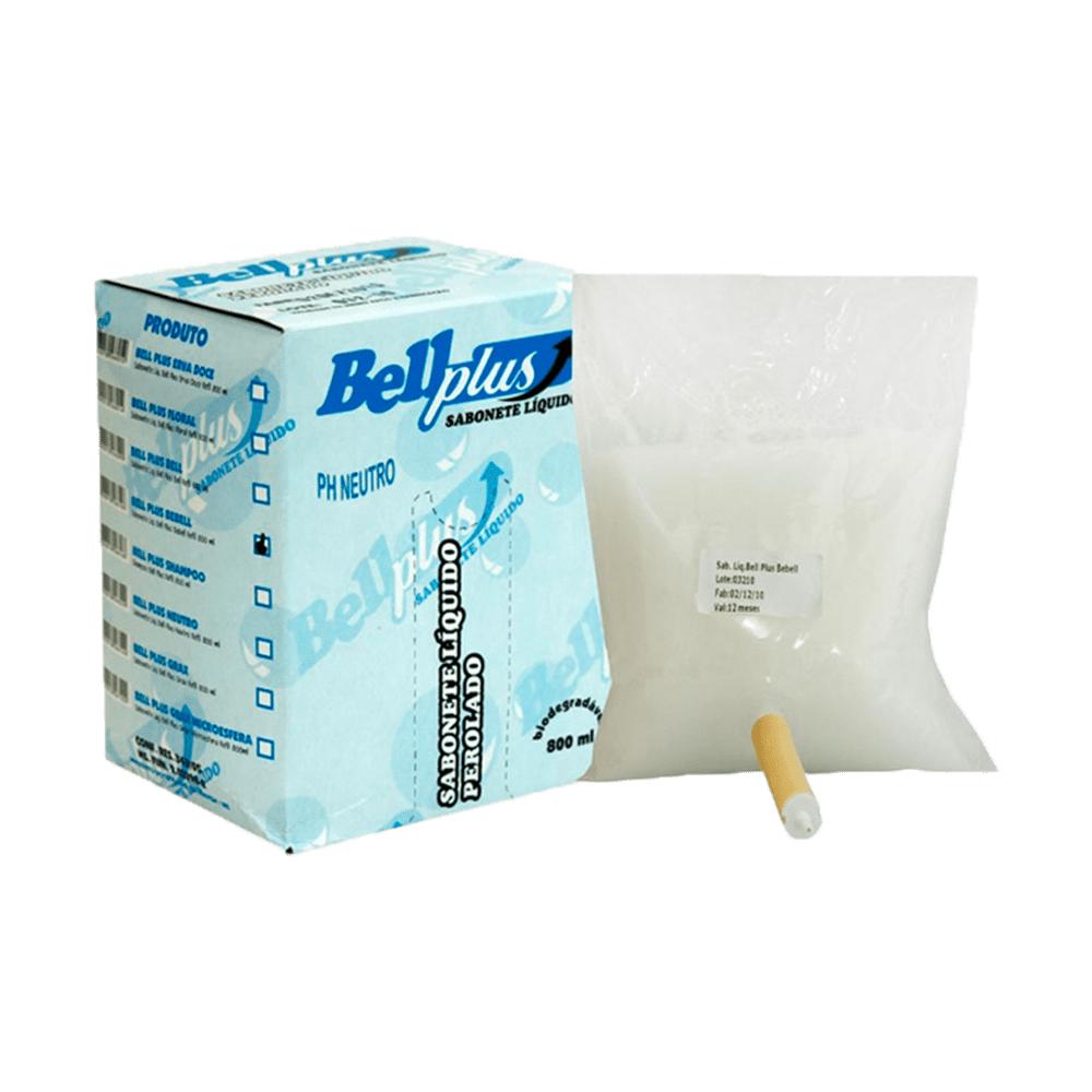Sabonete Líquido 800mL Neutro Bell Plus