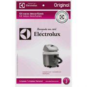 Kit de 03 Sacos para Aspirador Electrolux | Lojas Estrela