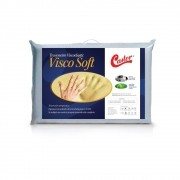 Travesseiro Castor Visco Soft New 14cmX65cmX45cm