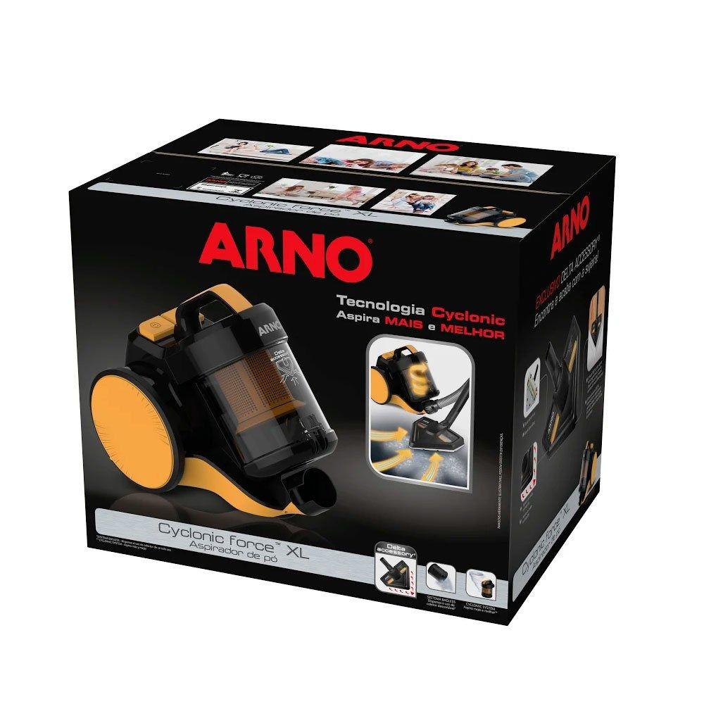 Aspirador de Pó Arno Cyclonic 110V | Lojas Estrela