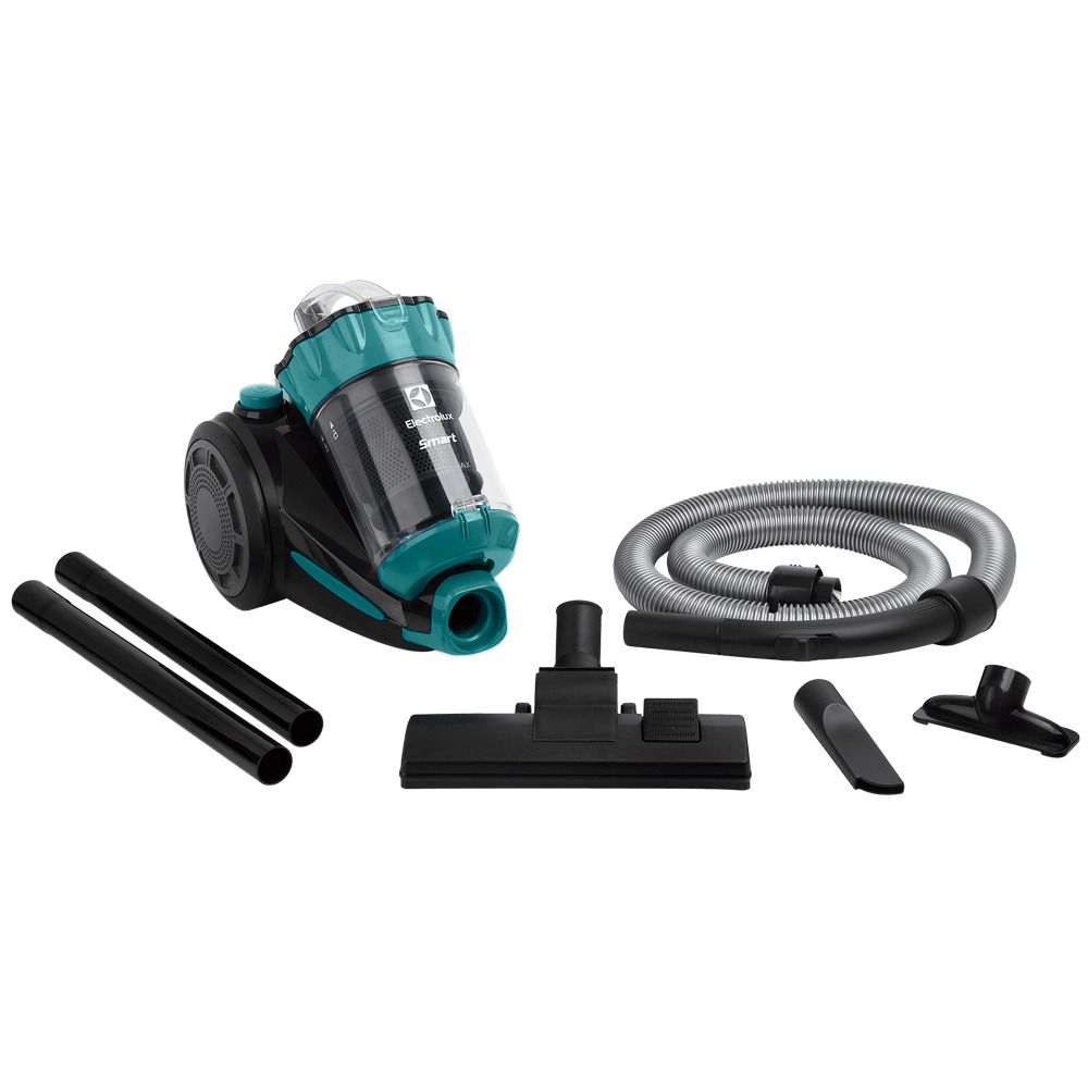 Aspirador Electrolux ABS03 Smart Cinza e Verde 127V