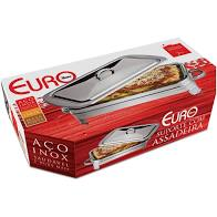 Assadeira Euro com suporte