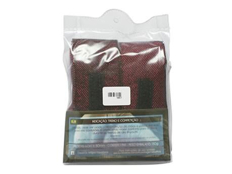 Bandagem elástica rosa 4M x 40mm PAR Deveras