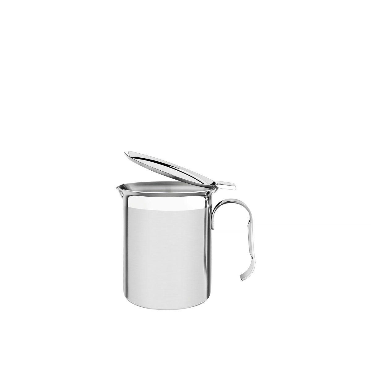Bule Tramontina em Aço Inox para Café e Leite 8 cm 550 ml 61570/080 | Lojas Estrela