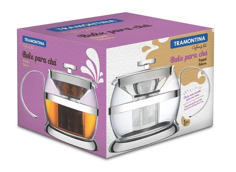 Bule Tramontina para Chá | Lojas Estrela