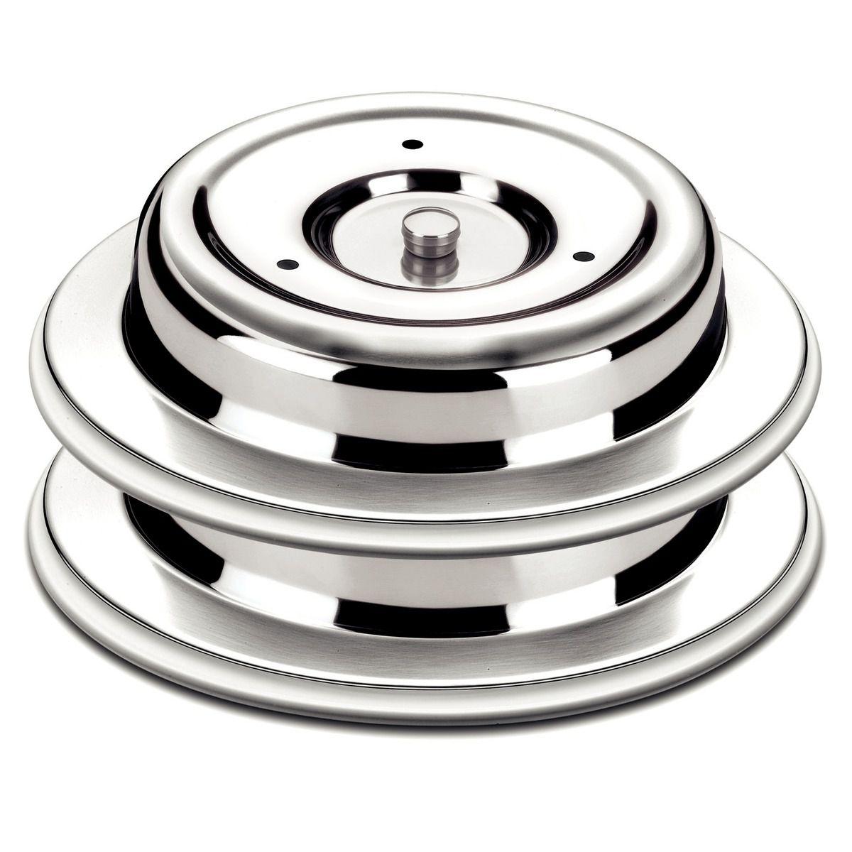 Cloche aço inox 61429/280 | Lojas Estrela