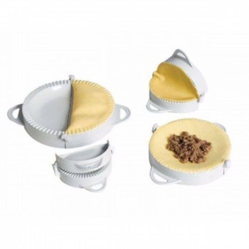 Conjunto com 3 Formas Modeladoras para Pasteis e Fogazzas