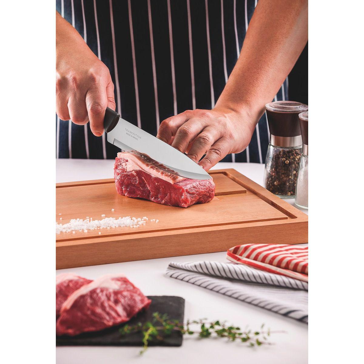 "Faca Chef 8"" 23426/008   Lojas Estrela"