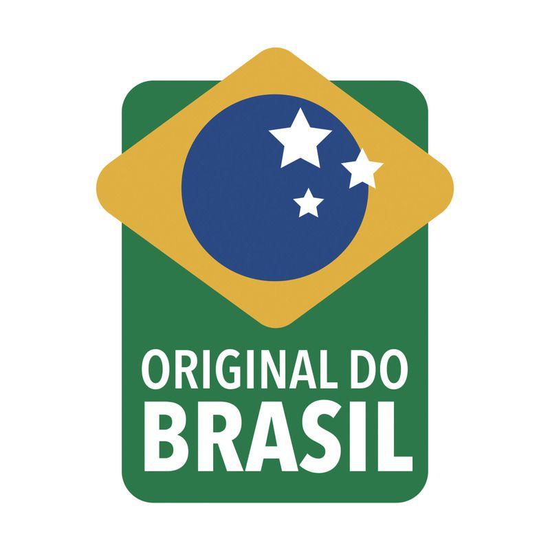 """Faca Tramontina para Carne 10"""" em Aço Inox Castanho 21187/190"""