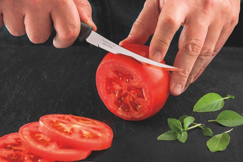 """Faca para Tomate 5"""" Tramontina 23428/105"""