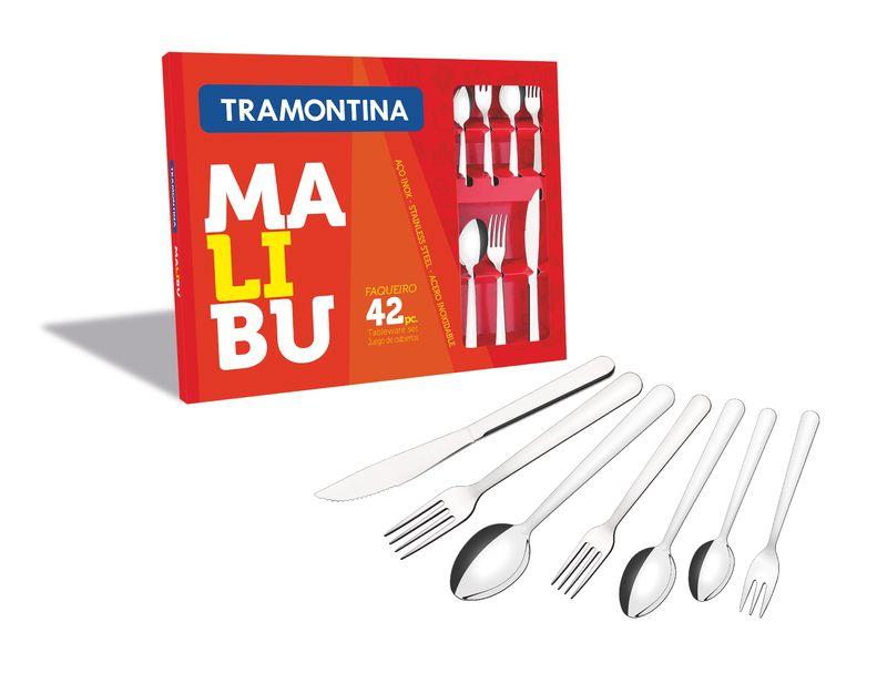 Faqueiro Tramontina 42 Pçs 23799/039 | Lojas Estrela