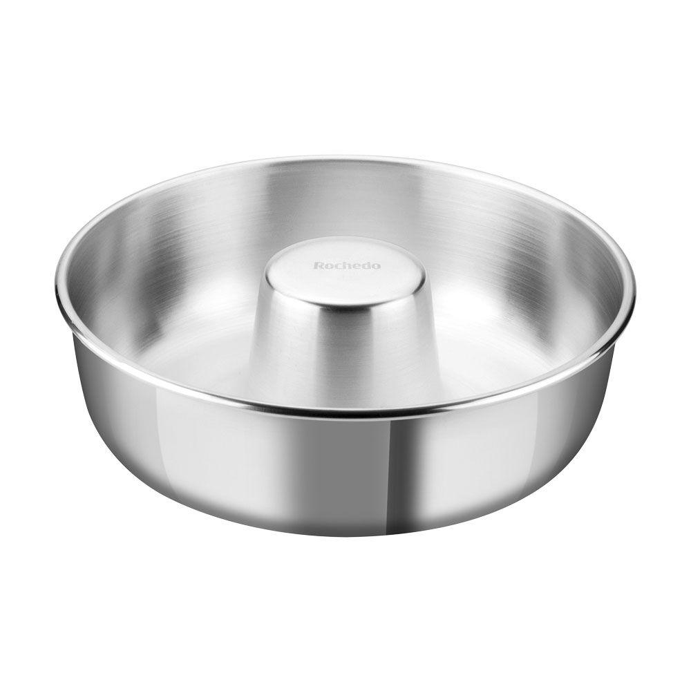 Forma para Bolo Rochedo 24 cm de diametro