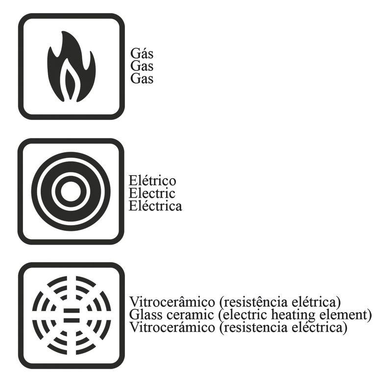 Frigideira de ferro 22cm Tramontina 20897/022