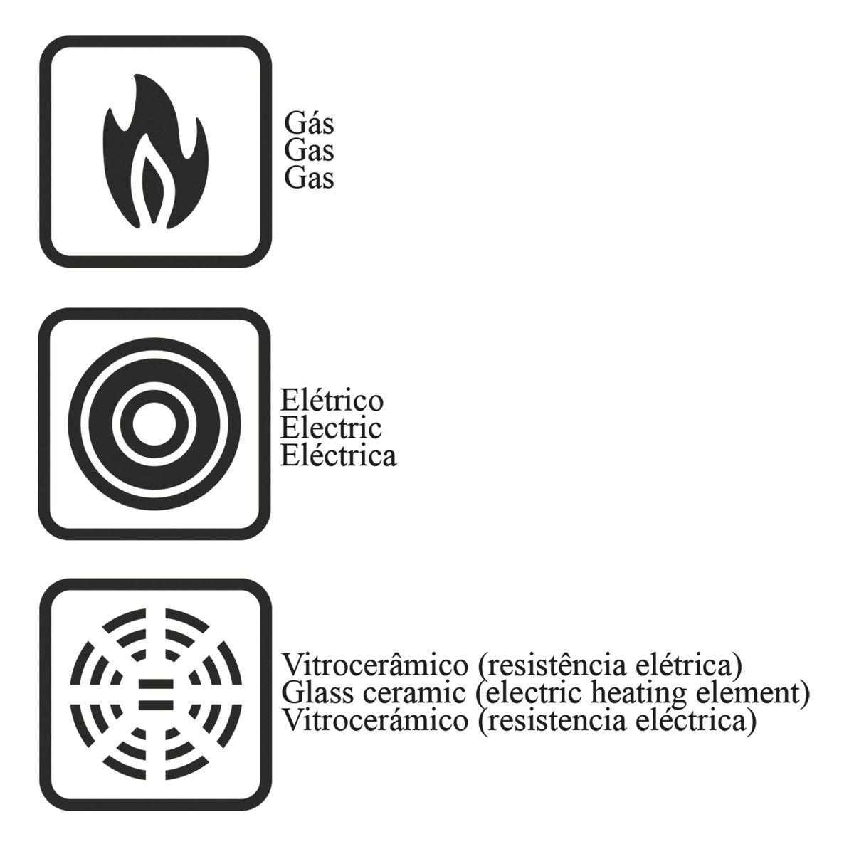 Frigideira multiuso de alumínio com revestimento interno de antiaderente Ø26cm 20500/626 | Lojas Estrela