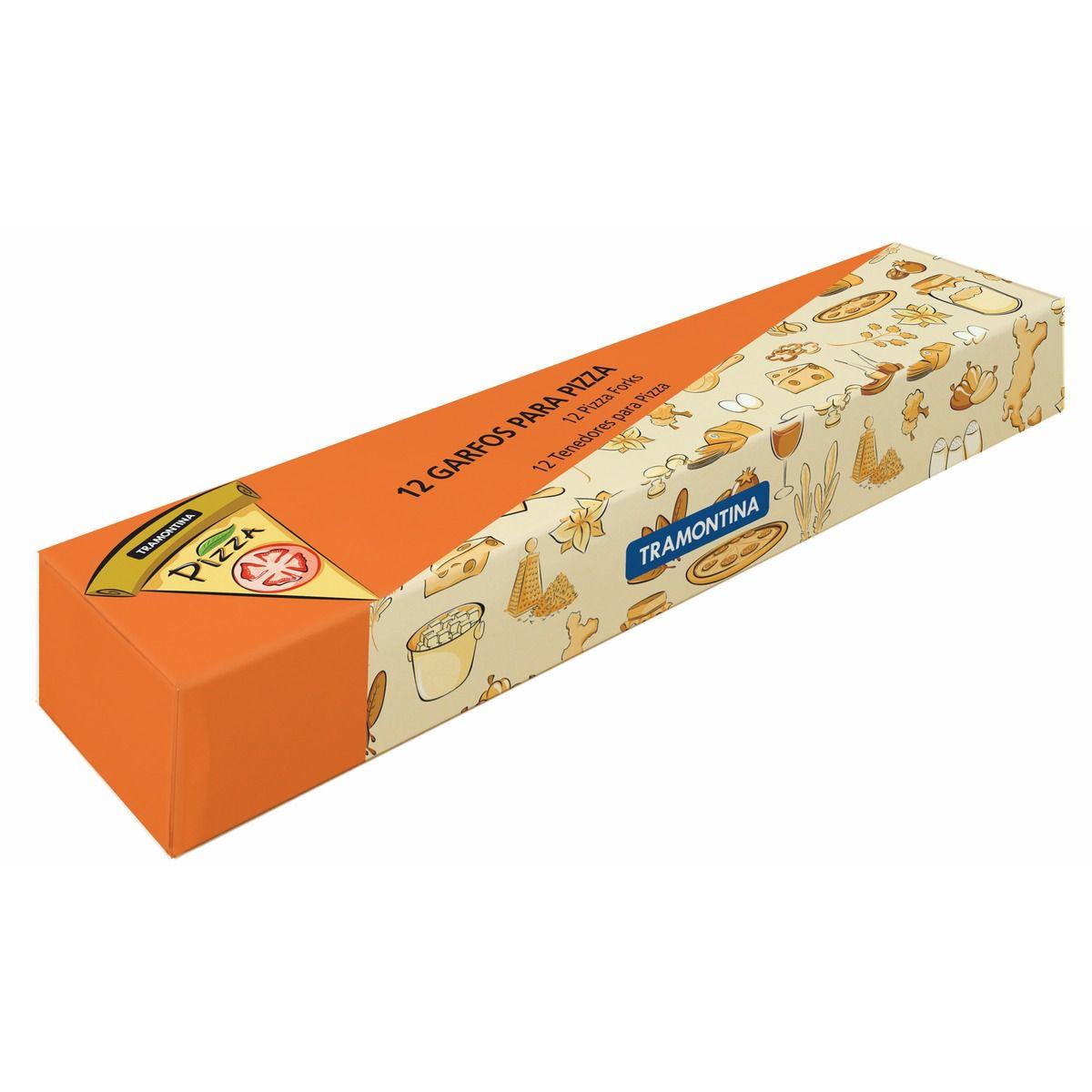 Garfos para pizza aço inox 63950/840 | Lojas Estrela