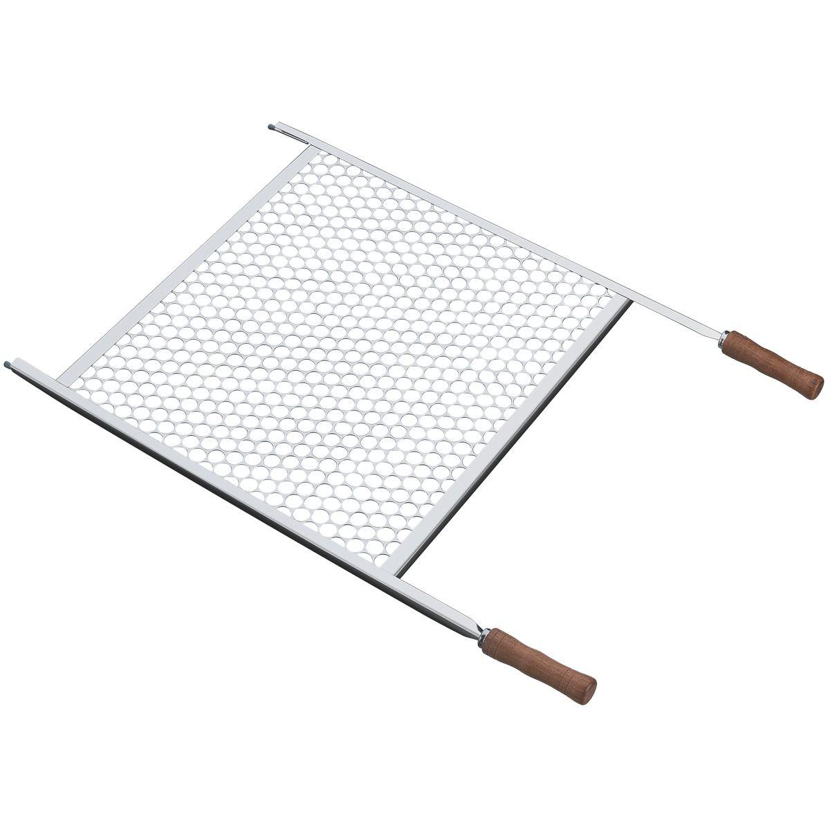 Grelha de aço inox 26490/002 | Lojas Estrela