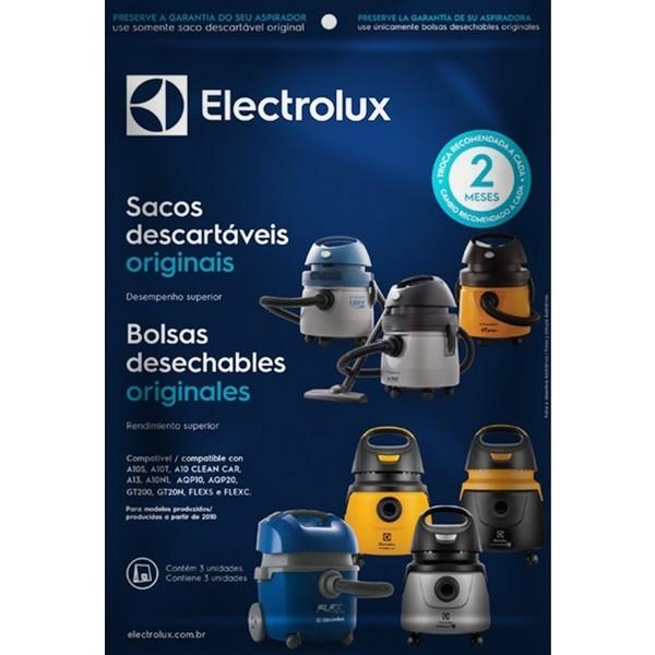 Saco para Aspirador Electrolux Flex 03 Unidades