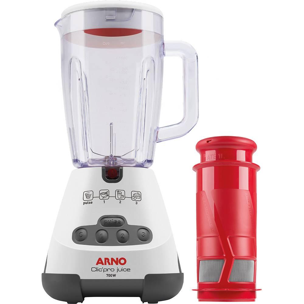 Liquidificador Clic 110V Pro Juice Arno | Lojas Estrela