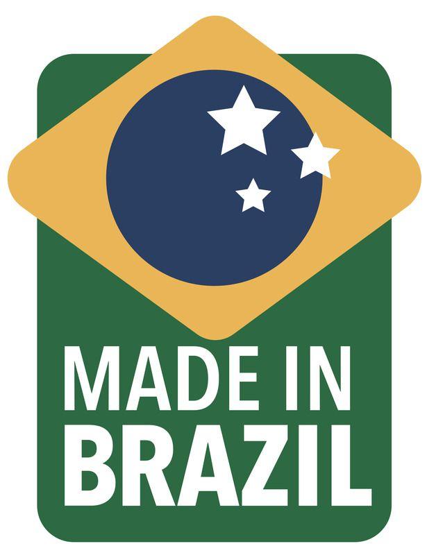 Lixeira Tramontina Inox Com Pedal Brasil 20 Lts 94538/120