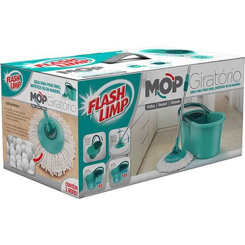 Mop Flashlimp Giratório | Lojas Estrela