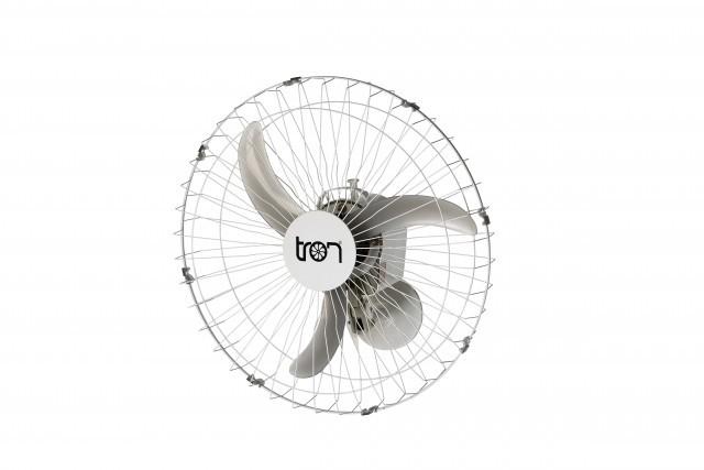 Ventilador Tron Parede Oscilante 220V