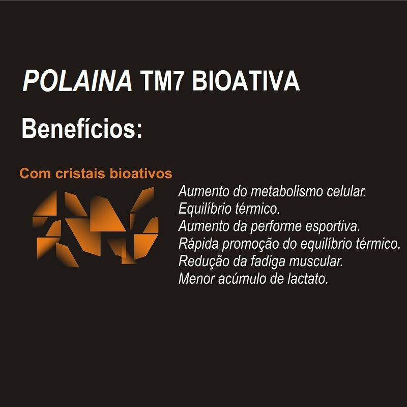 POLAINA TM7 BIOATIVA