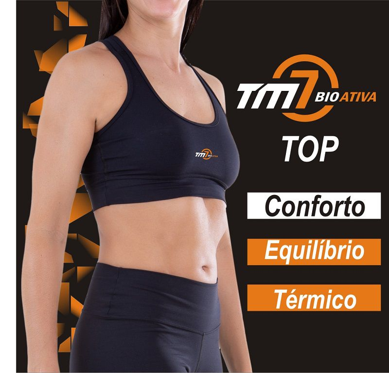TOP COMPRESSIVO TM7 BIOATIVA