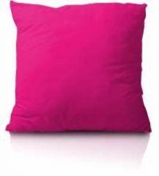 Almofada 45x45cm com enchimento - rosa