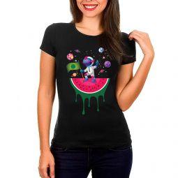 Camiseta Feminina- Style Melon- WM